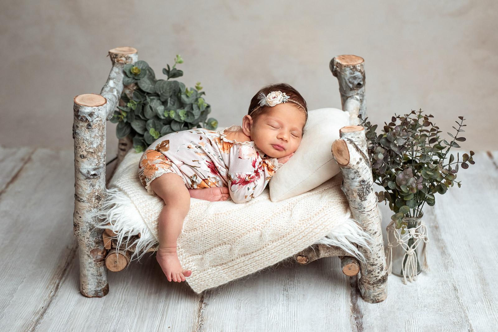 Neugeborenen Fotoshooting 15
