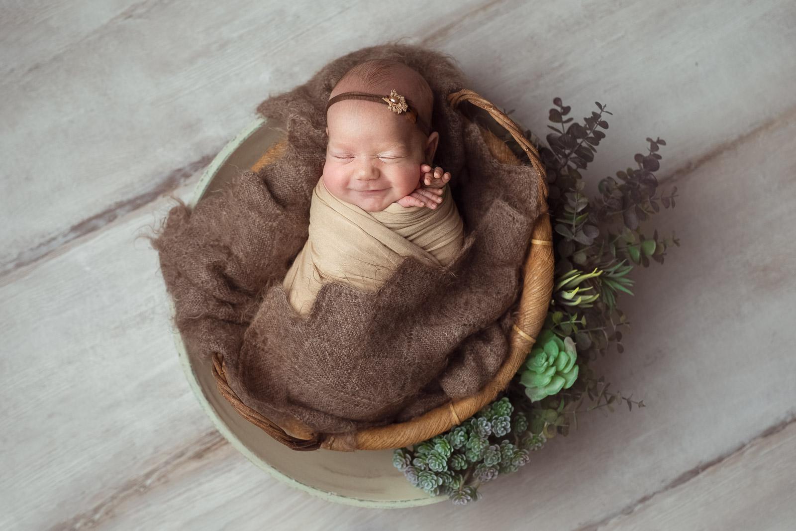 Neugeborenen Fotoshooting 2