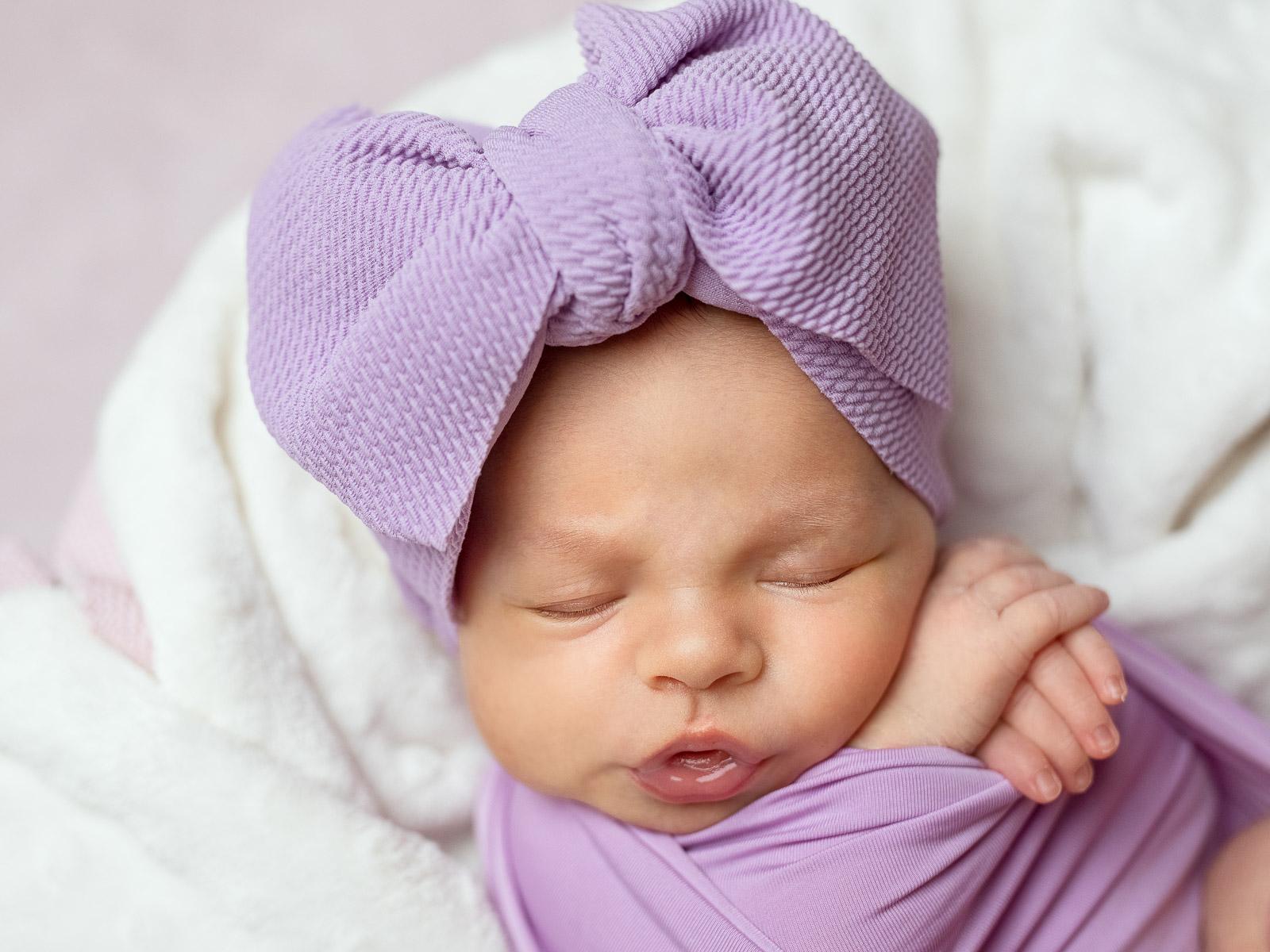 Neugeborenen Fotoshooting 3