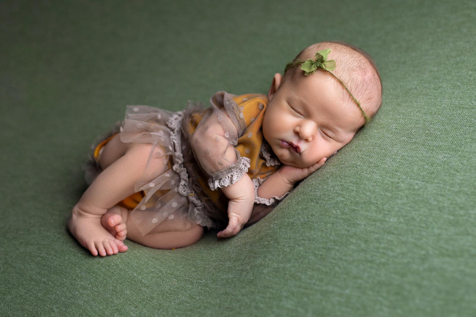 Neugeborenen Fotoshooting 7