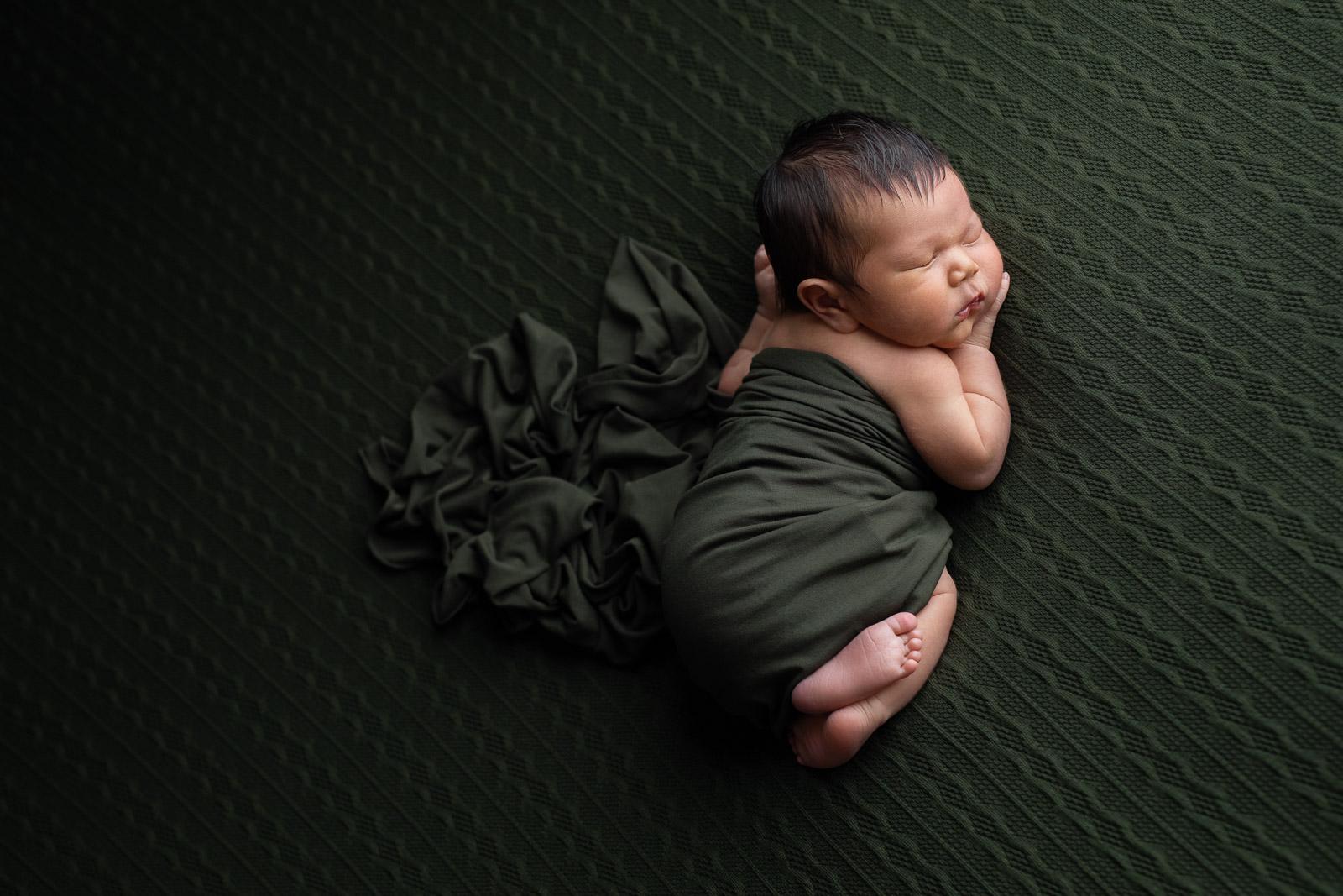 Neugeborenenfotograf Zürich