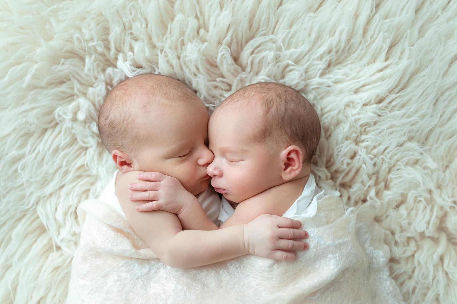 Zwillinge babyfotograf 7