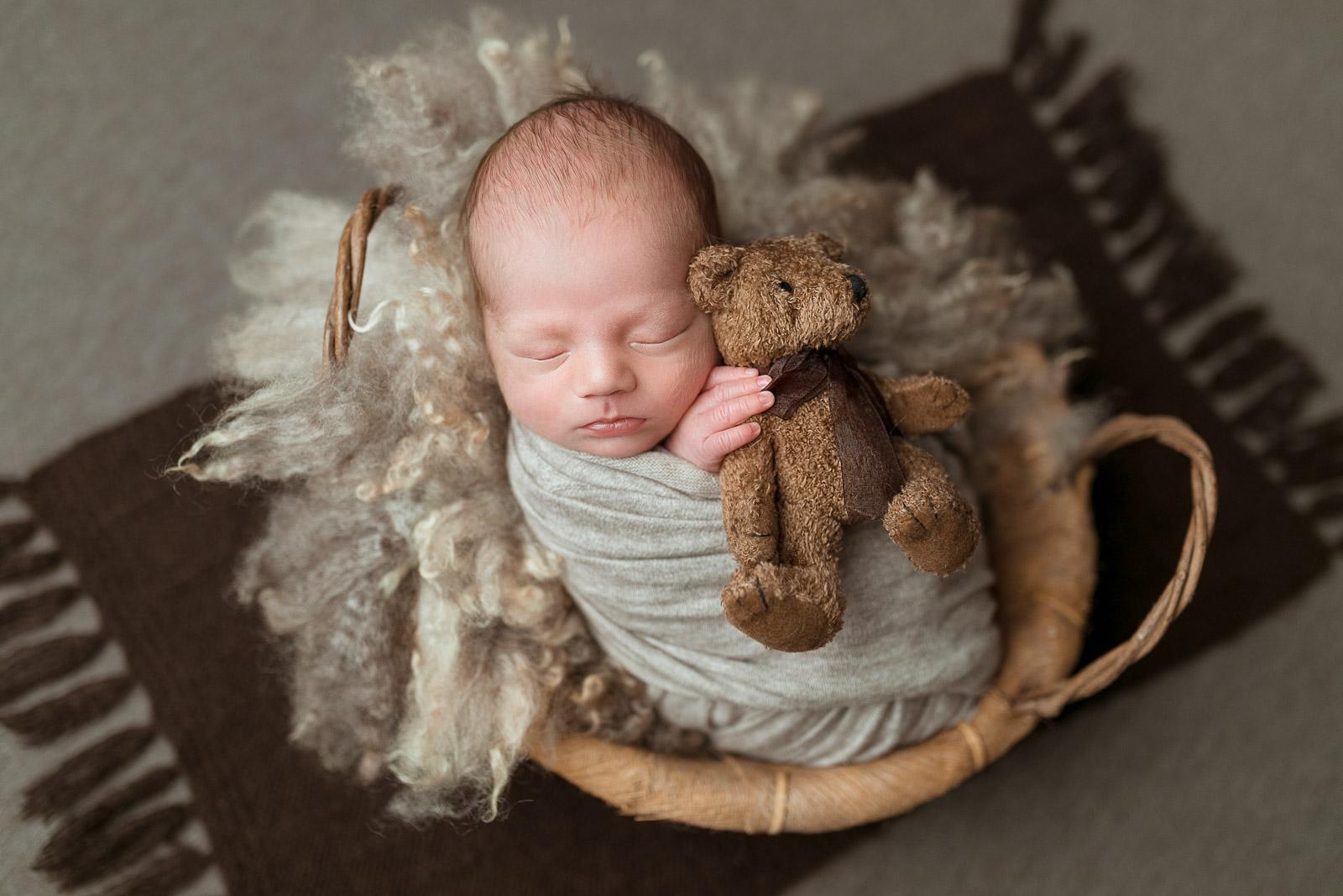 Newborn, Newbornphotoshoot, Babyfotografie