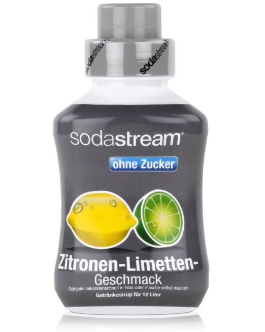 sodastream Citronen Limette light 500ml