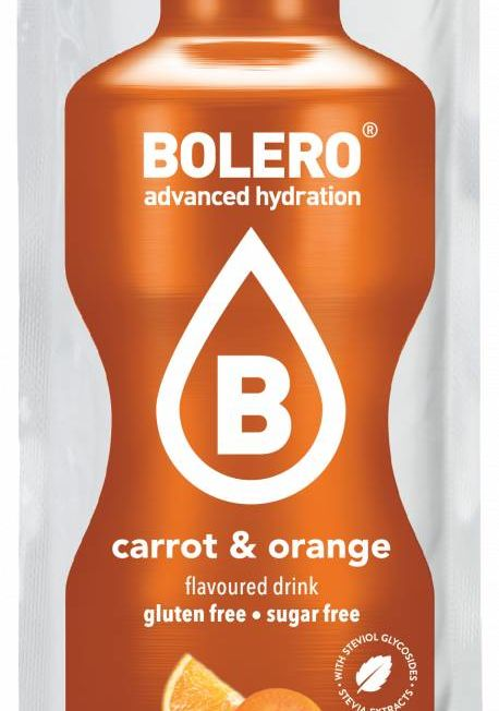 bolero-carrot-orange-with-stevia