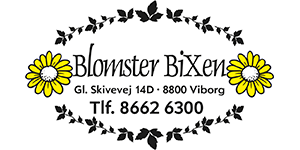 Viborg løb sponsorer blomsterbixen