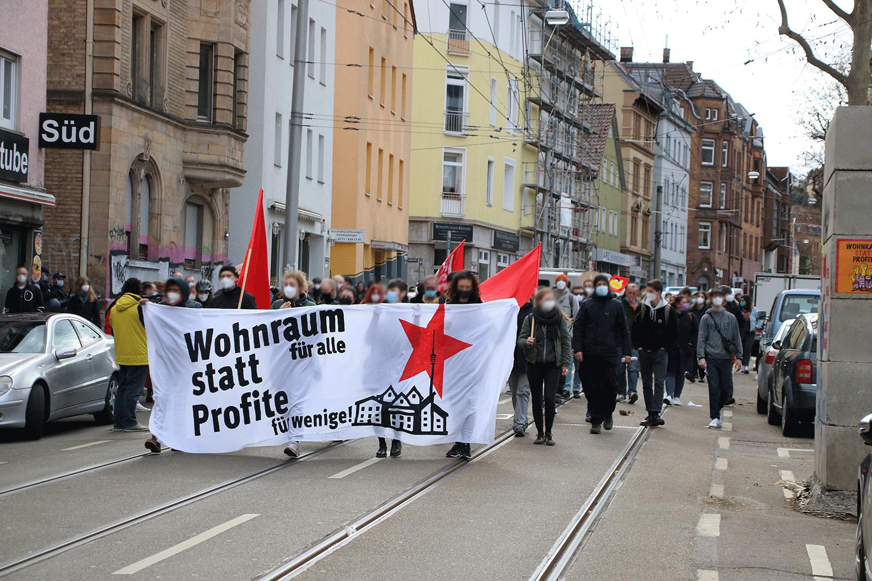 Housing-Action-Day-2021-Stuttgart-Mietenwahnsinn-Wohnungsnot-Kundgebung-Heslach-Solidaritaet-und-Klassenkampf-Gentrifizierung-Leerstand-Hausbesetzung-1