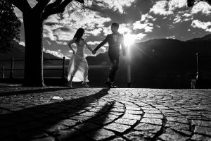 Wedding Photography on Como Lake 2017