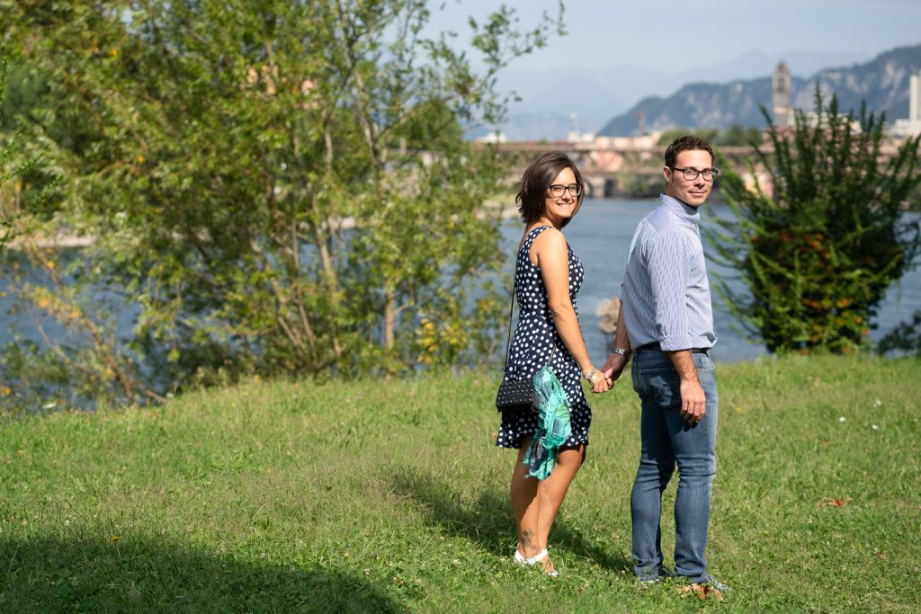 Engagement in Lecco