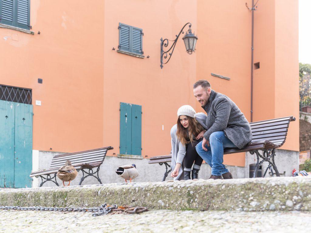 Love in Bellagio