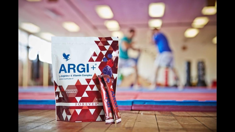 BENEFITS OF FOREVER ARGI PLUS. CARDIOVASCULAR AND IMMUNE HEALTH.
