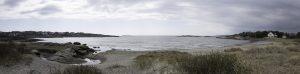 Utsikt vid havet - Solvik