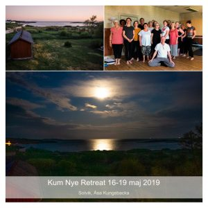 Kum Nye Retreat maj 2019 - Solvik i Åsa, Kungsbacka