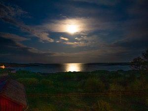 Kum Nye retreat - Fullmåne