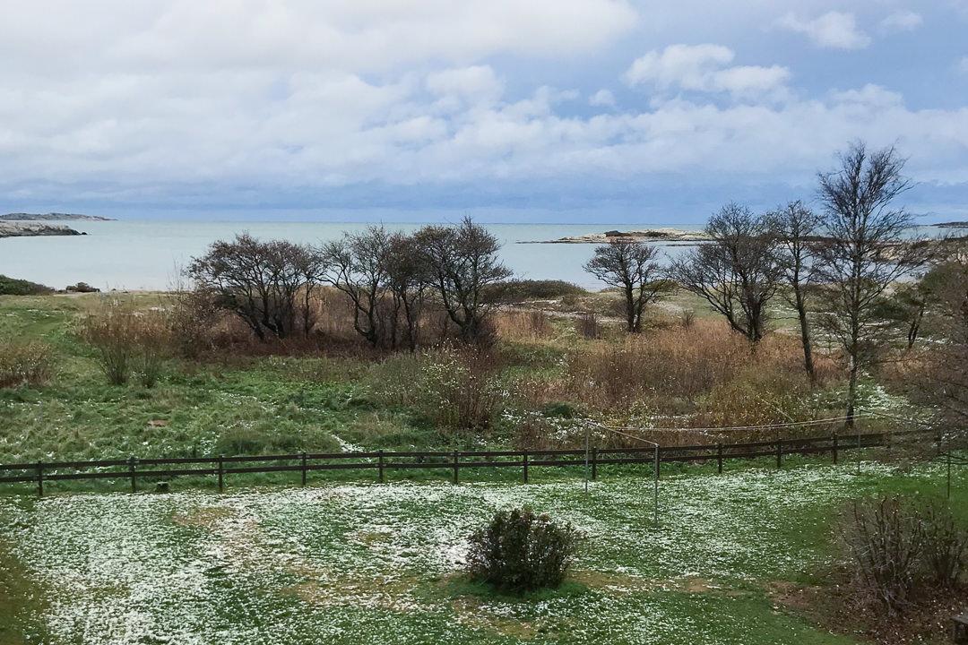 Utsikt över havet, Solvik