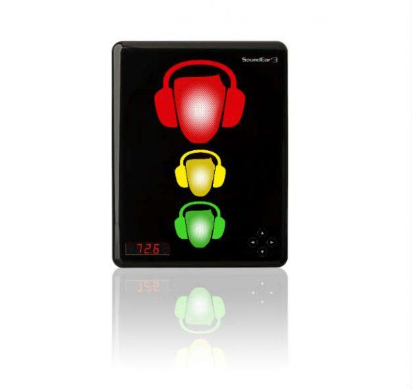 SoundEar3-310 støjmåler til industrien