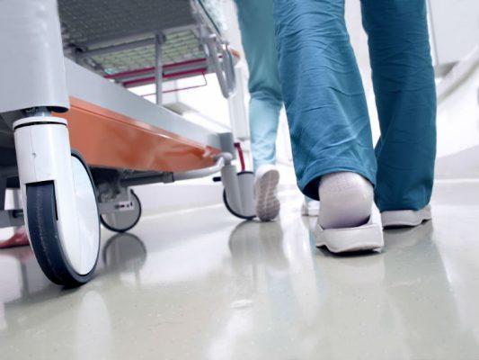 reducere støj på hospitaler