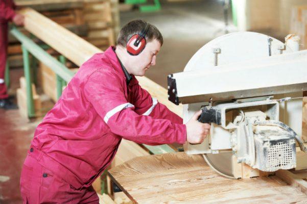 Reducer støj i industrien