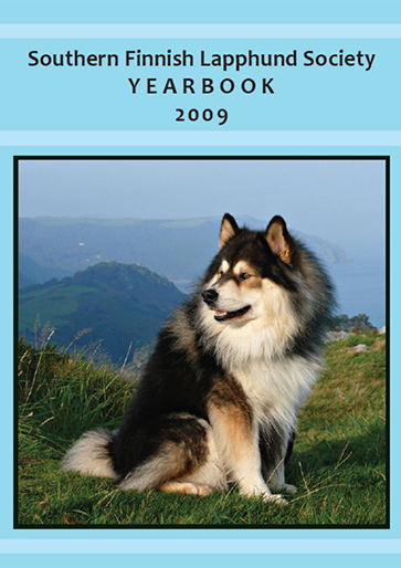2009 Yearbook Cover