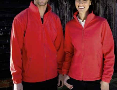 New Embroidered Fleeces