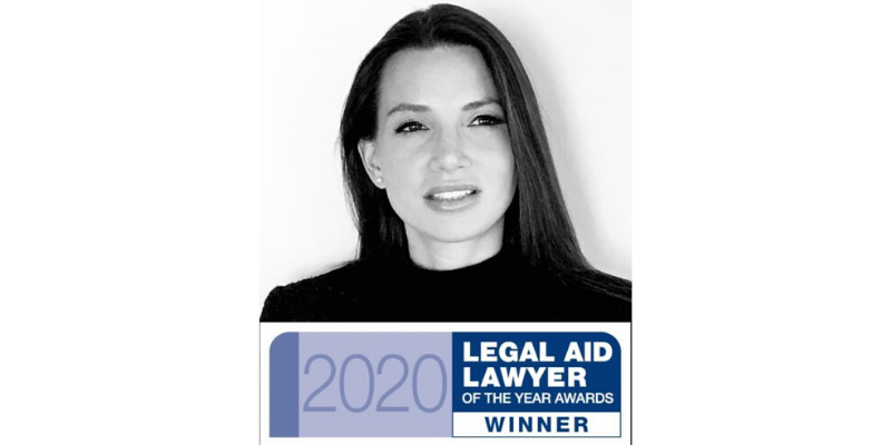 Philippa Southwell wins Legal Aid Lawyer of the Year