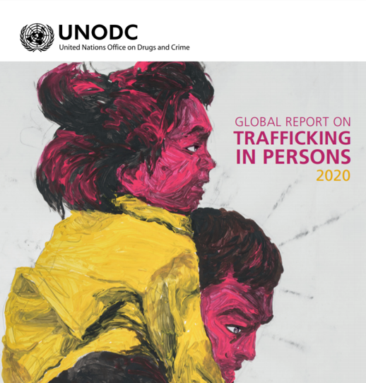 UNODC Publishes the 2020 Global Report on Trafficking in Persons