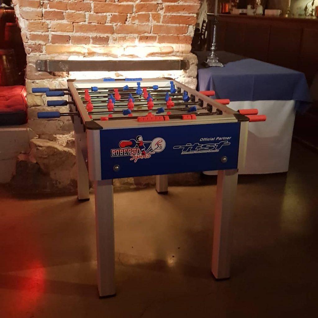 ITSF Fotbollsspel