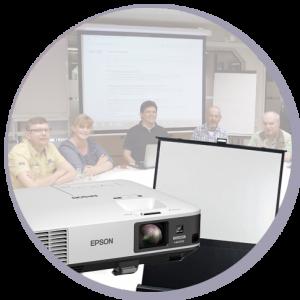 Beamer-en-scherm_SpierziektenVl-300x300 Project - Presenteren met beeldmateriaal (beamer en scherm)