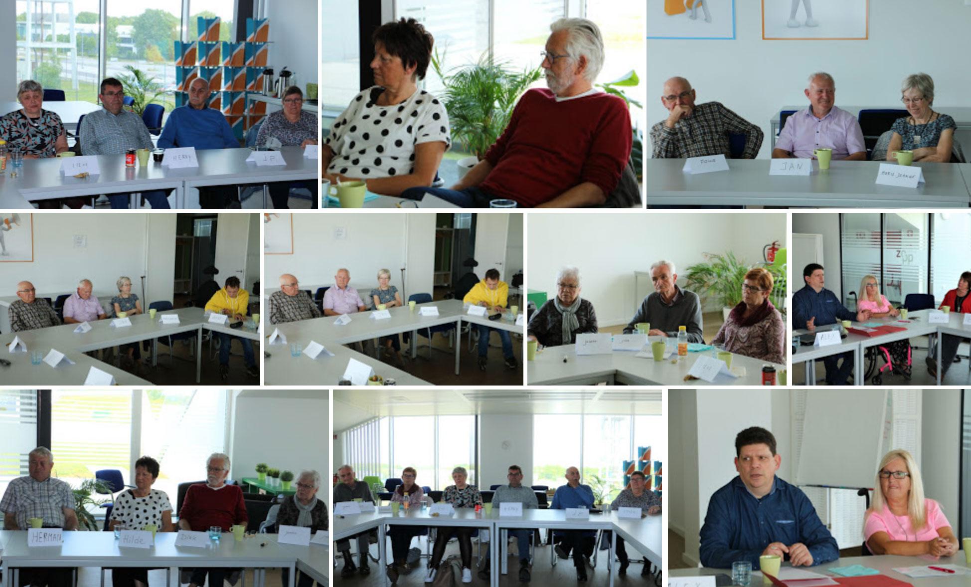 Bijeenkomst-CMT-11-05-2019_Fotocollage Verslag 'Praatcafé CMT' Hasselt