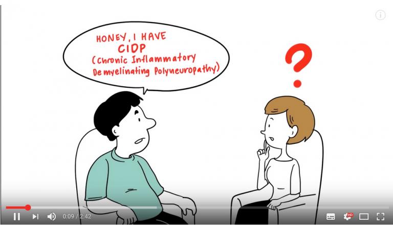 Filmpje-CIDP Mooi en duidelijk filmpje over CIDP