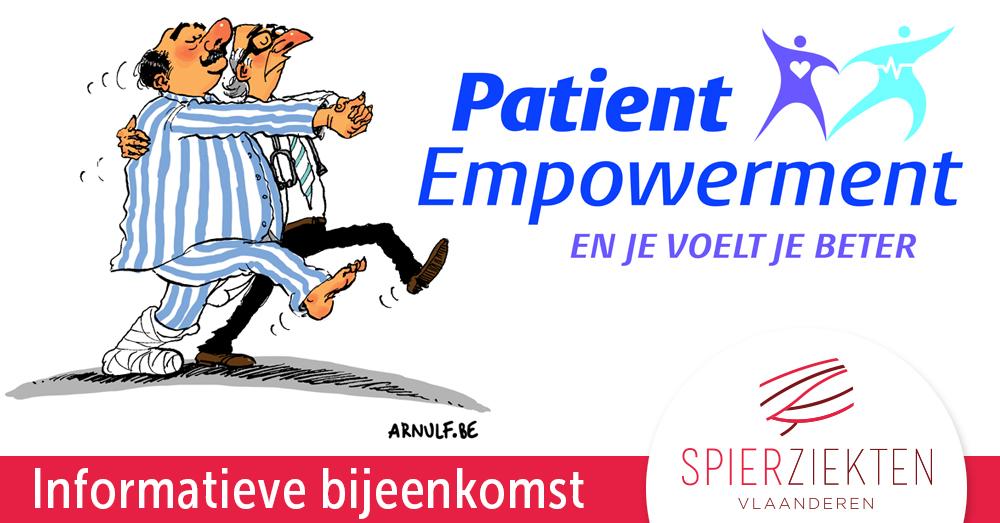 tribe-loading Patient empowerment = wederzijds respect - UITGESTELD omwille van corona