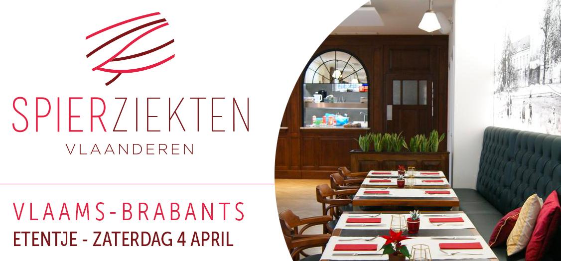 tribe-loading Vlaams Brabants etentje - UITGESTELD omwille van corona