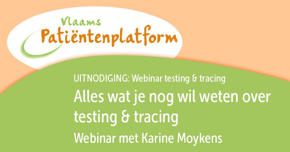 tribe-loading Webinar testing & tracing