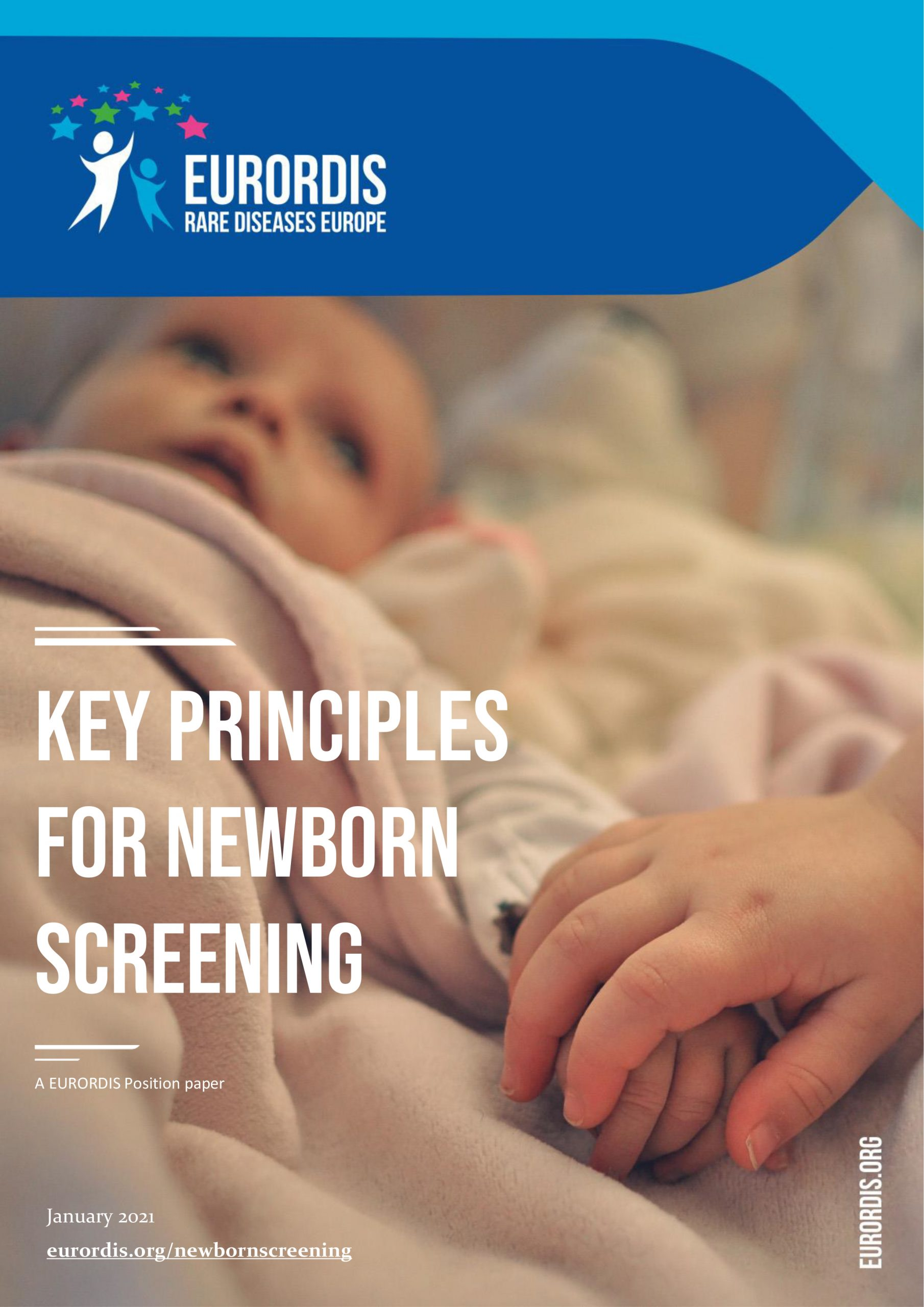 eurordis_Key-principles-for-newborn-screening-scaled Sleutelprincipes voor screening van pasgeborenen