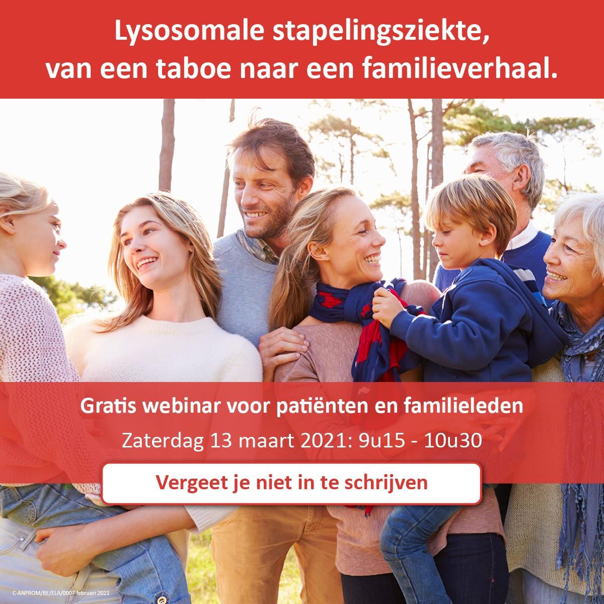 thumbnail_20210209-Facebook-post-NL- Webinar voor patiënten met een lysosomale ziekte en hun familie