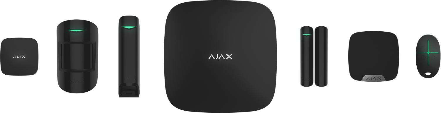 Alfa Security Ajax