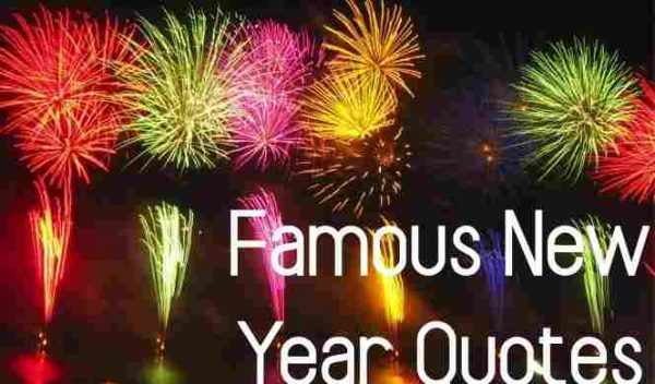 Famous And Popular New Year Quotes At Starsquotes