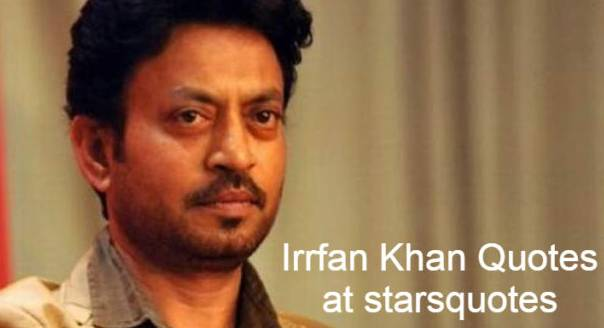 Sahabzade Irfan Ali Khan (January 7, 1967 – April 29, 2020), commonly known as Irrfan Khan or simply Irrfan, was an Indian actor appearing in Hindi movies, as well as British and American movies. Cited in the media as one of Indian cinema's finest actors, Khan's career spanned more than 30 years and won him various accolades including a National Film Award, an Asian Film Award and four Filmfare Awards.He was awarded the Padma Shri in 2011, the fourth highest civilian honor for India. Khan made his film debut in Salaam Bombay, with a small role! (1988), after which years of hardship followed.