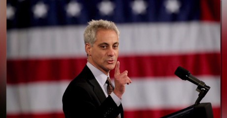 Rahm Israel Emanuel, born 29 November 1959, is an American politician who served as Chicago's 55th mayor between 2011 and 2019. A Democratic Party member, he previously served as the 23rd White House Chief of Staff between 2009 and 2010, and as a member of the Chicago United States House of Representatives between 2003 and 2009. Emanuel was born in Chicago and is a graduate of both Sarah Lawrence College and Northwestern University. Emanuel was appointed as director of the finance committee for Bill Clinton's presidential campaign in 1992, working early in his career in Democratic Politics. He joined the Clinton Administration in 1993, where he worked as the president's assistant for political affairs, and as the president's senior policy and strategy advisor. Starting with a career in finance, Emanuel worked for 21⁄2 years at the Wasserstein Perella & Co. investment bank since 1998, and served on Freddie Mac's board of directors. Emanuel stood for the US seat in 2002. House of Representatives vacated by Rod Blagojevich who had resigned to become Illinois governor.
