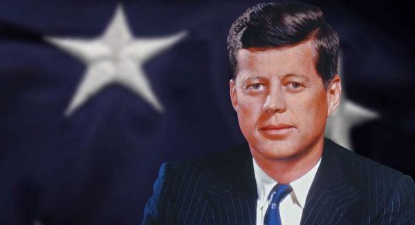 He is a political American who, from Januar 1961 until his assassination in November 1963, was serving as the 35 th President of the United States, John Fitzgerald Kennedy (29 May 1917–22 November 1963), sometimes referred to as his initials JFK, or Jack, his nickname.