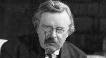 Gilbert K. Chesterton Quotes About Life, Love, Orthodoxy