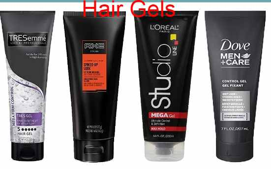 Top 5 Best Hair Gels For Men To Buy In 2020 With Pics