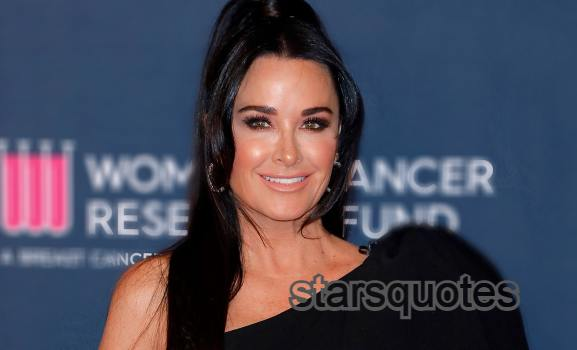 Kyle Richards Quotes