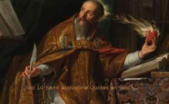 Saint Augustine Quotes on God