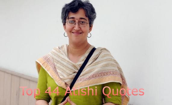 Atishi Quotes