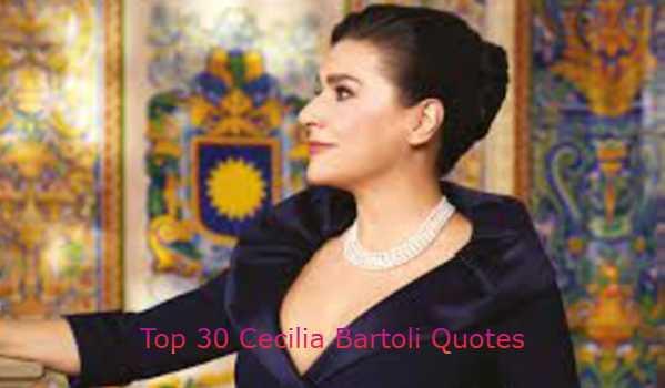 Cecilia Bartoli Quotes