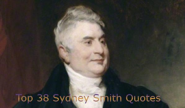 Sydney Smith Quotes