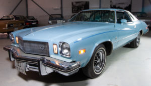 1975 Buick Regal – kongelig komfort for massene