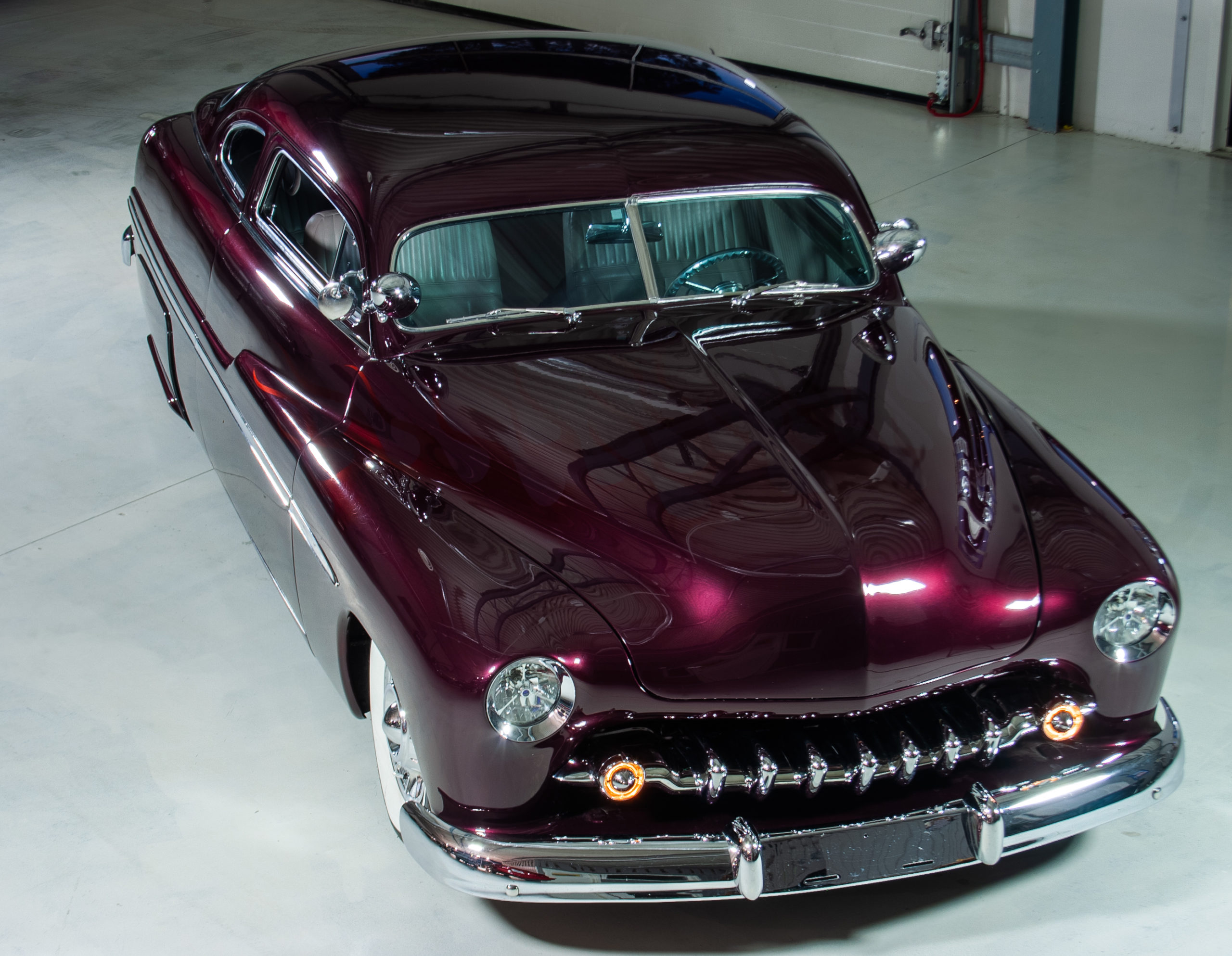 1950 Mercury custom – standarden for skreddersøm