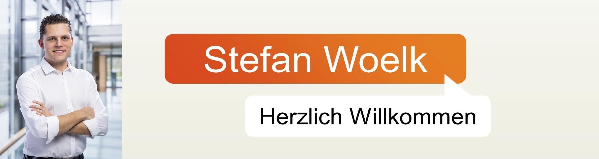 Stefan Woelk - für den Iserlohner Norden